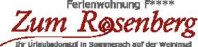 Logo: Zum Rosenberg